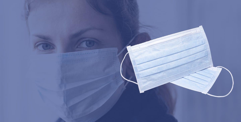 Mund- und Nasenschutzmaske
