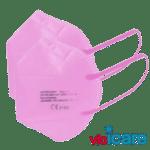 CE zertifizierte Atemschutzmaske pink