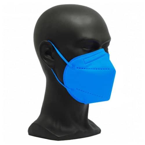 CE zertifizierte Atemschutzmaske FFP2 blau