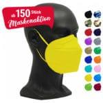 vicicare Aktion farbige Masken ab 150 Stück