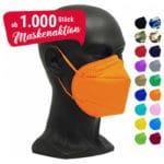 vicicare Aktion farbige Masken ab 1000 Stück
