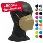 vicicare Aktion farbige Masken ab 500 Stück